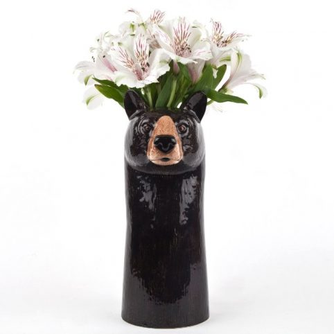 Quail Bear Vase - Purchase Online With Free UK Delivery Over £20