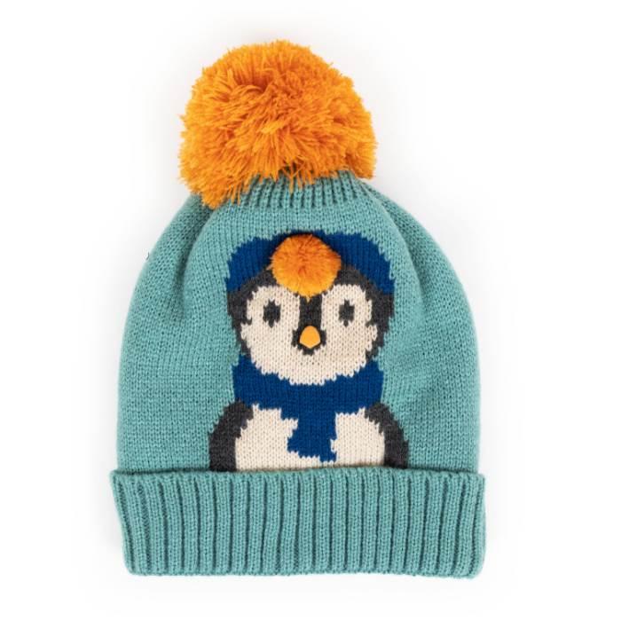Powder Kids Penguin Hat