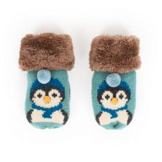 Powder Kids Penguin Mittens