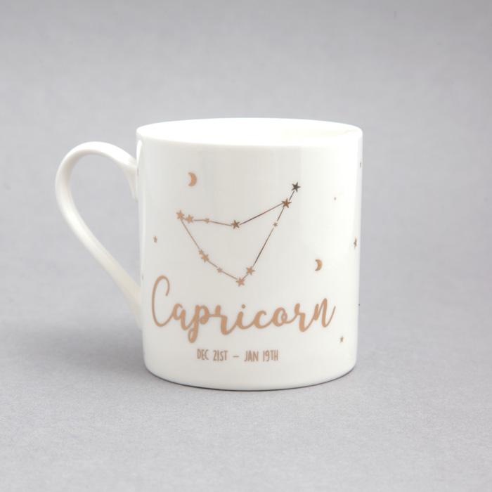 Capricorn Star Sign mug - Buy Uk