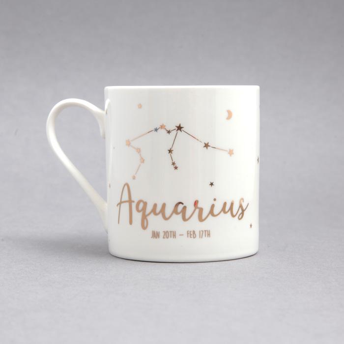 Aquarius Mug - Buy Online UK