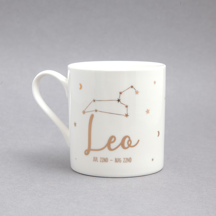 Leo Mug - Buy UK