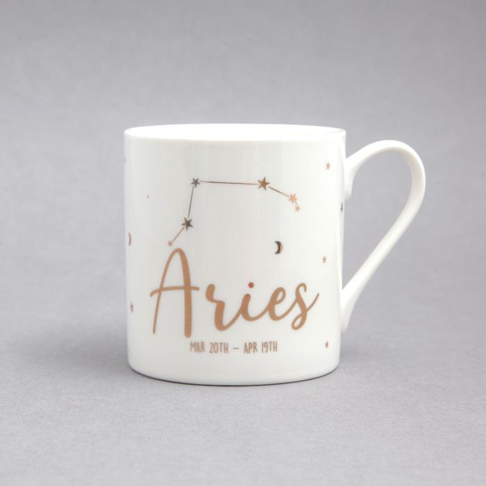 Zodiac Mugs Aries