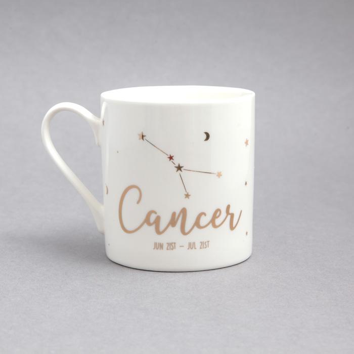 Cancer Zodiac Mug - Buy UK