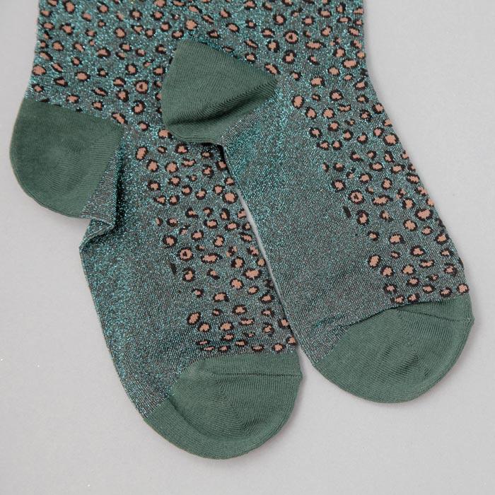 Sixton Socks Leopard Print - Buy online UK