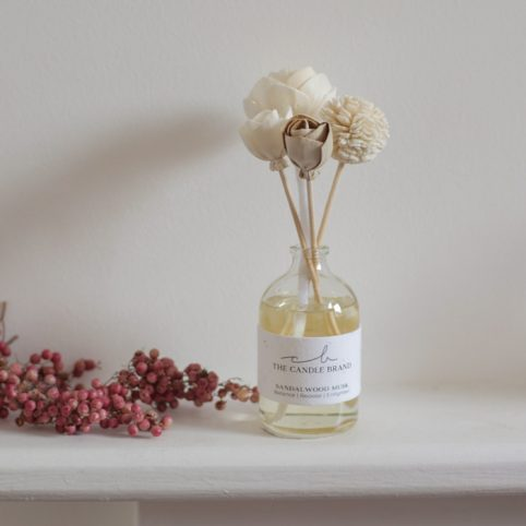 The Candle Brand Flower Diffuser