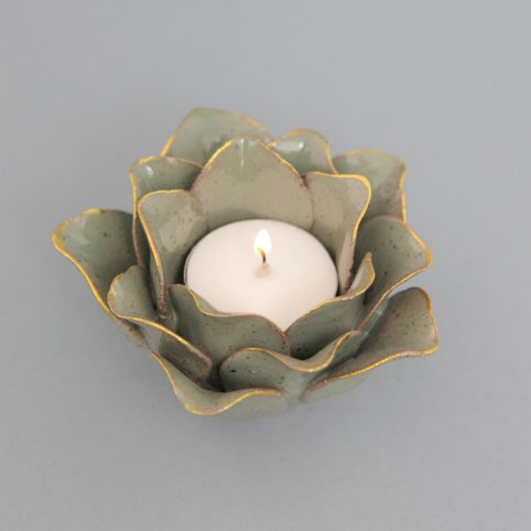 Porcelain Tealight Holder - Buy online UK