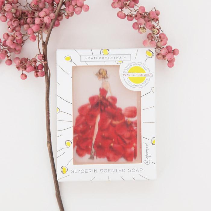 Heathcote & Ivory Flower Girls Glycerin Soap