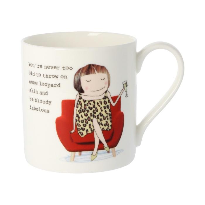 Rosie Made a Thing Mug - Buy Online UK