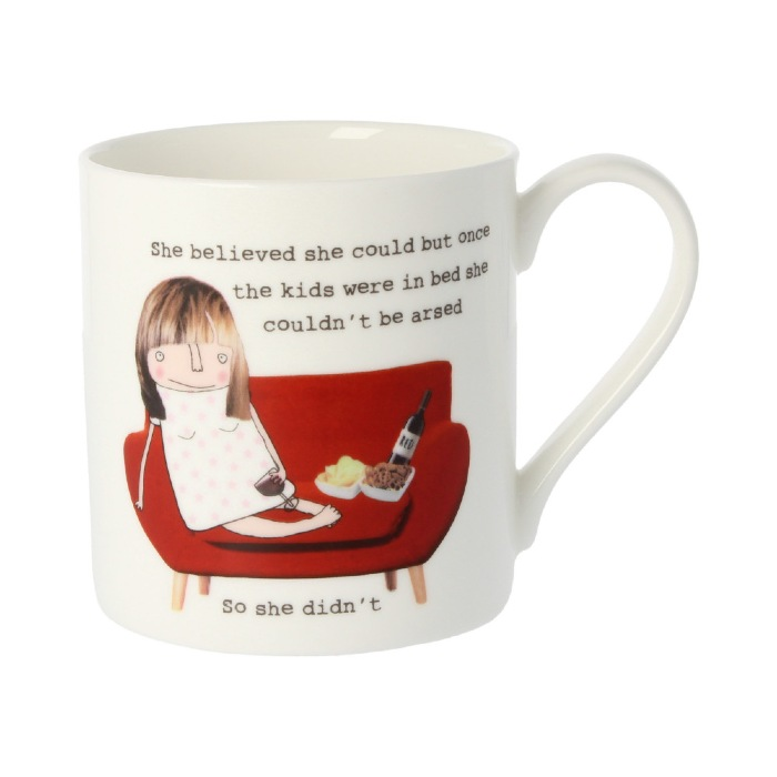Rosie Made a Thing Mug - Purchase online with free UK delivery over £20