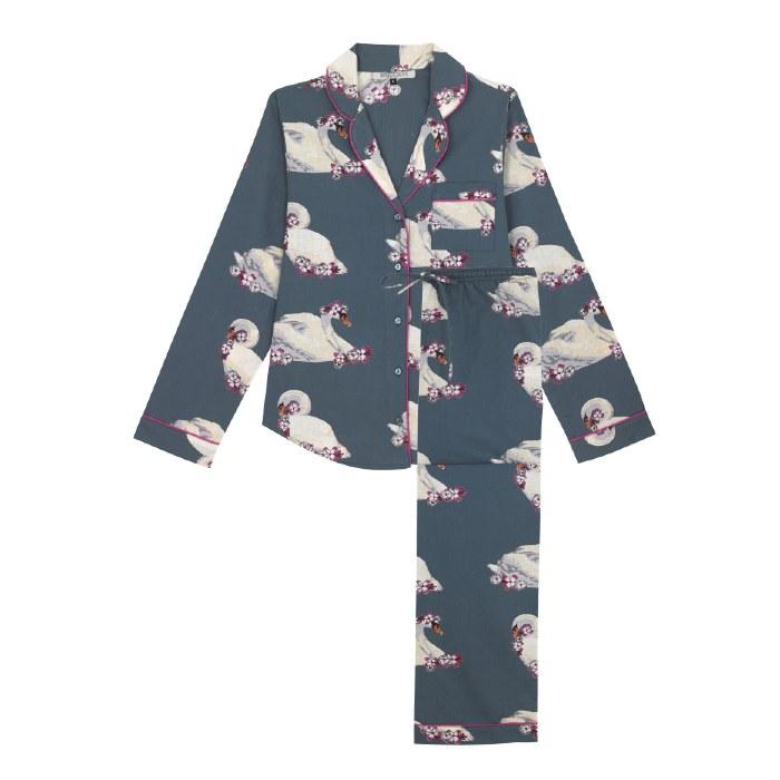 Swan Pyjamas - Their Nibs