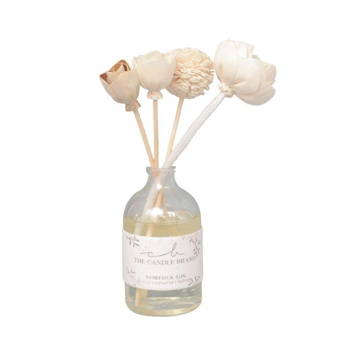 The Flower Diffuser - Norfolk Gin