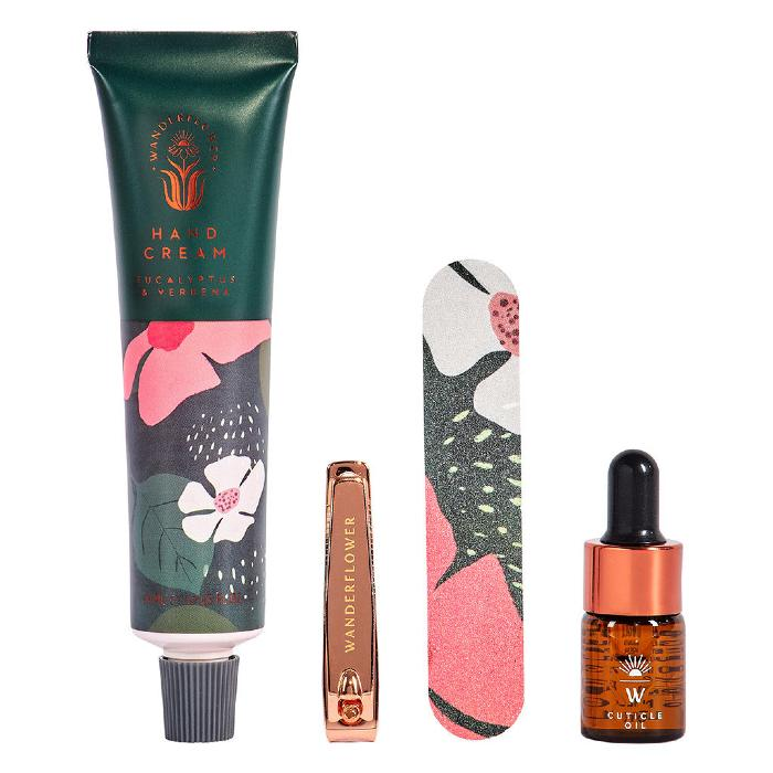 Wanderflower Hand Care Set