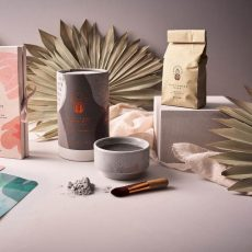 Wanderflower Clay Face Mask Kit