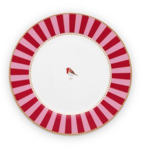 Pip Studio Love Birds Plate 21cm