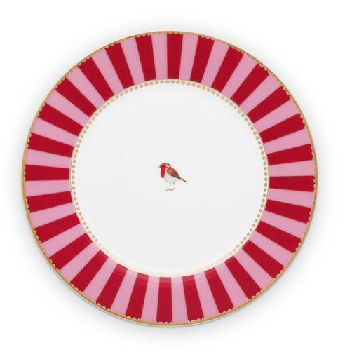 Pip Studio Love Birds Plate 21cm