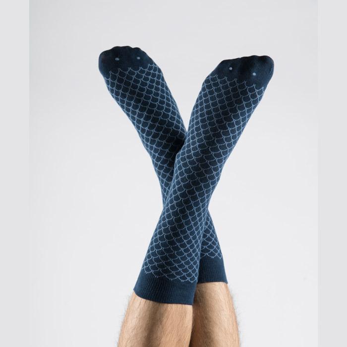 DOIY Fish Socks