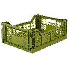 Aykasa Midi Crate Olive