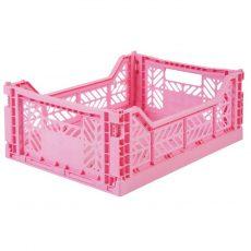Aykasa Midi Crate Baby Pink