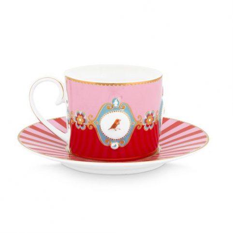 Pip Love Birds Cup & Saucer