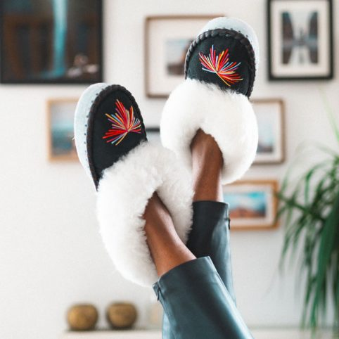 sheepskinslippers
