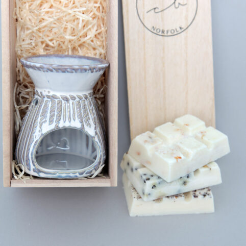 Wax Melts Burner Gift Set - Buy Online UK