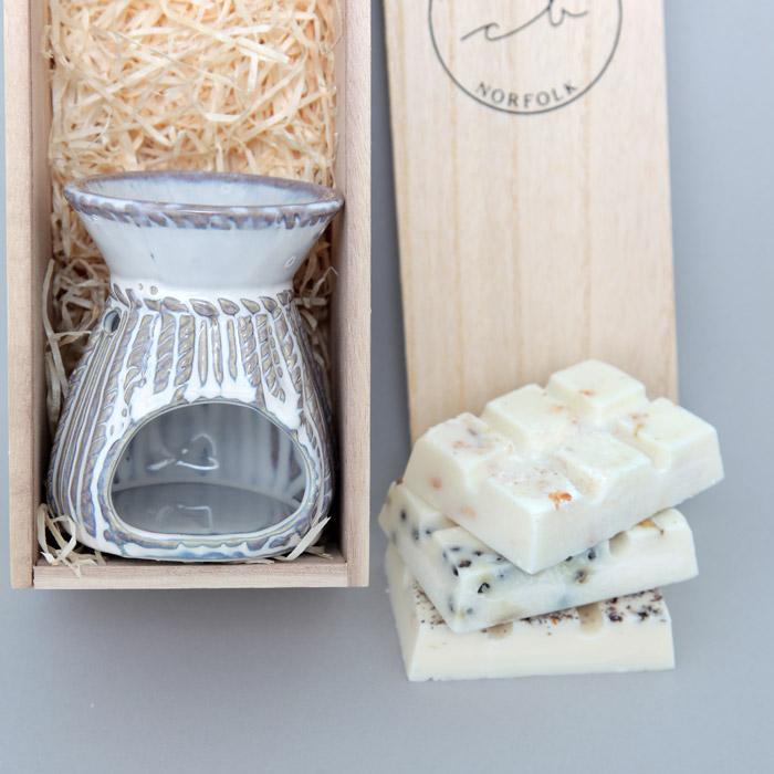 Wax Melts Burner Gift Set - Buy Online UK