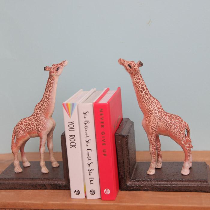 Giraffe Bookends - Buy Online UK