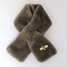 Faux Fur Collar Scarf UK - Buy Online UK