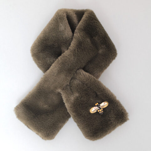 Faux Fur Collar Scarf UK - Buy Online UK