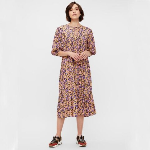 YAS Floral Print Dress - Buy Online UK