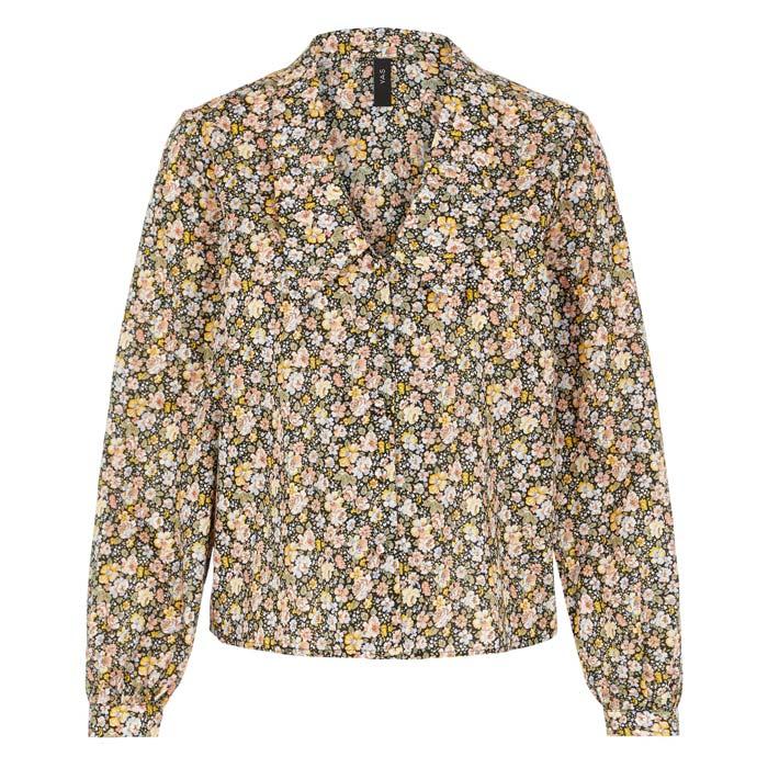 Long Sleeves Floral print Top - Buy Online UK