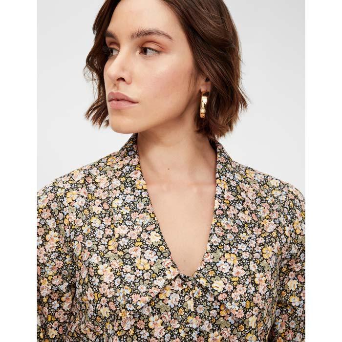 YAS Floral Top - Buy Online UK