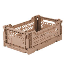 Aykasa Mini Crate Wrm Taupre - Buy Online UK