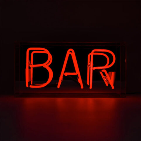 Bar Neon Light Home Decor - Buy Online UK