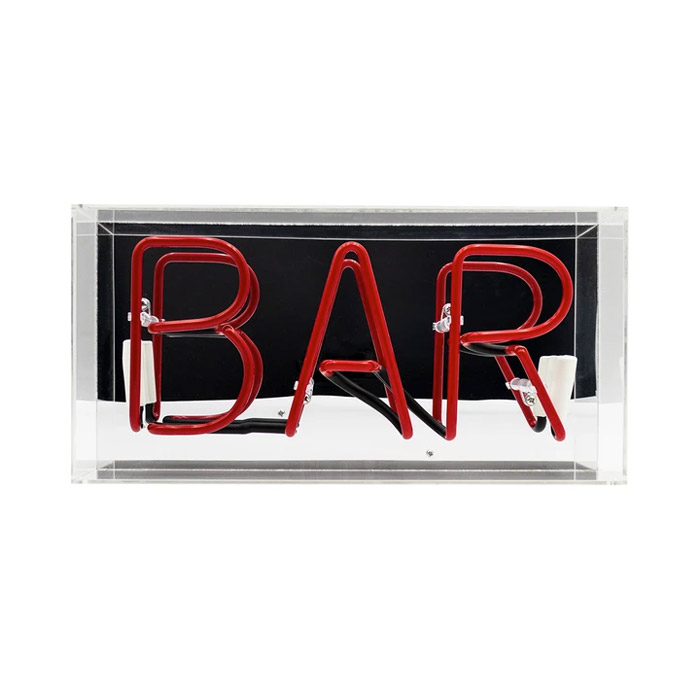 Locomocean Bar Neon Sign