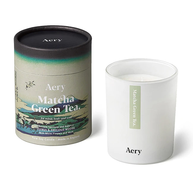 Matcha Green Tea Candle - Buy Online UK