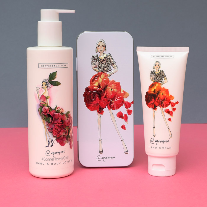 Some Flower Girls Hand and Body Lotion