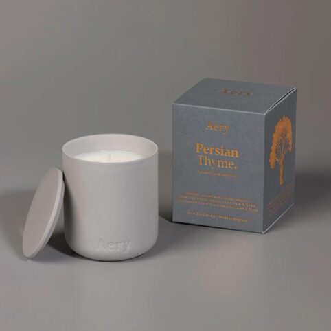 Persian Thyme Candle - Buy Online UK