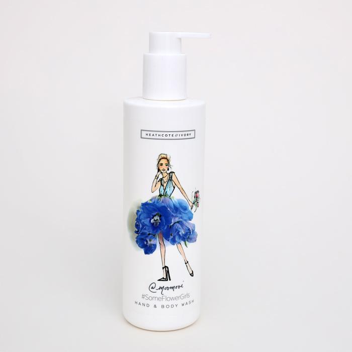 Some Flower Girls Hand & Body Wash - Buy online UK