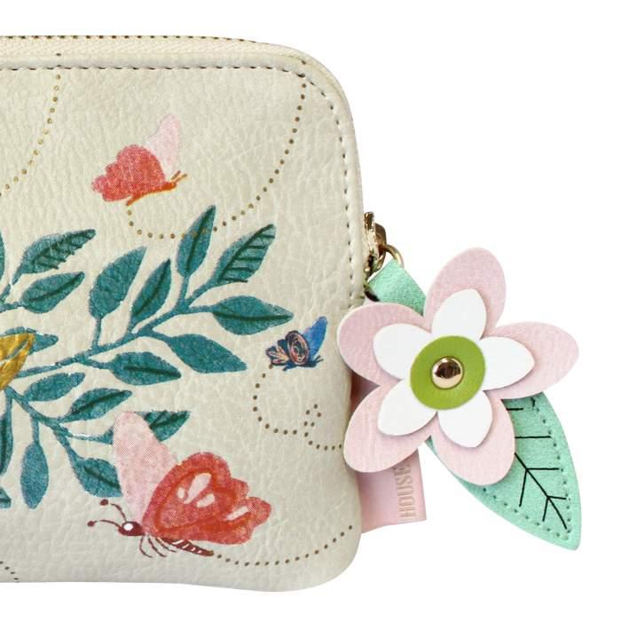 Secret Garden Flower Make-up Bag - House of Disaster