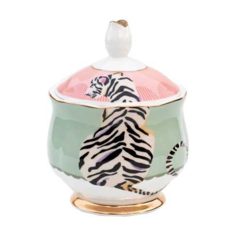 Tiger Yvonne Ellen Sugar Bowl - Buy Online UK