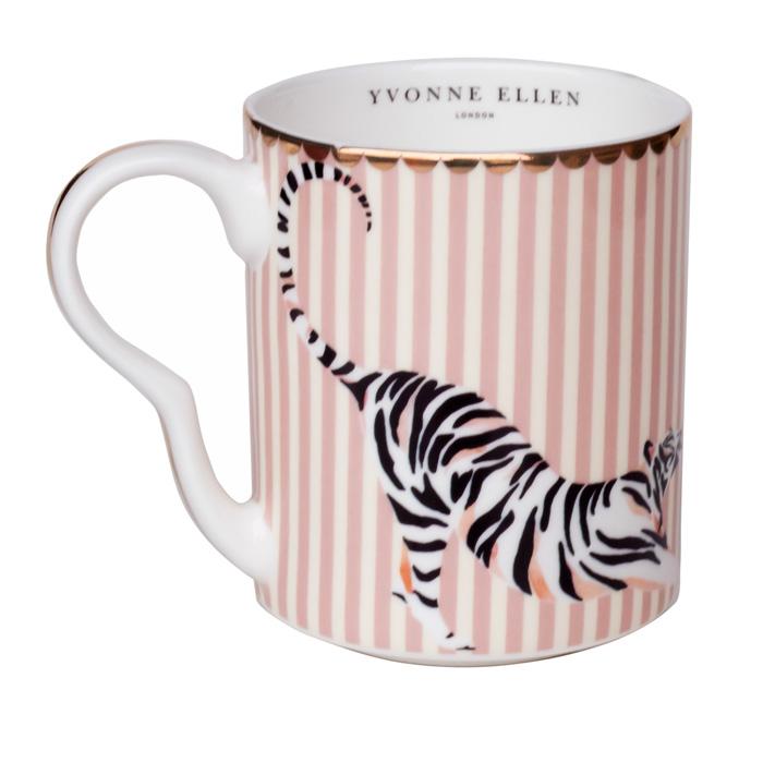 Yvonne Ellen Tiger Small Mug - Buy Online UK
