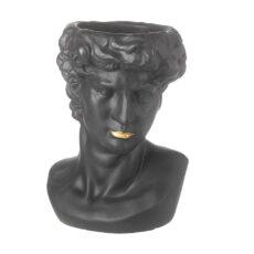 Greek Statue Bust Planter - Buy online UK