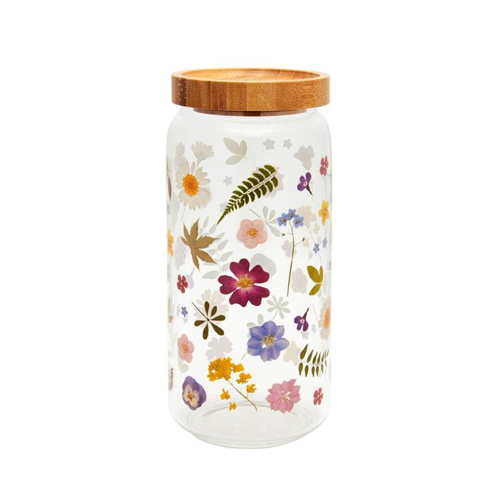 Decorative Storage Jar With Lid - Buy online UK