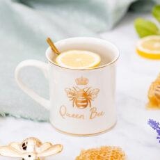 Queen Bee Mug - Sass and Belle Buy Online UK