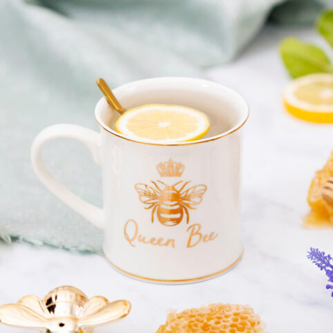 Queen Bee Mug - Sass and Belle Buy Online UK