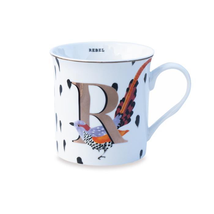 Yvonne Ellen Initial Mugs - Buy Online UK