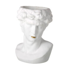 Greek Statue Head Planter - Buy Online UK