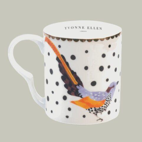 Yvonne Ellen Bird Mug - Small Size